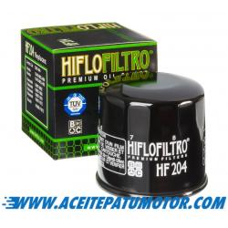 FILTRO DE ACEITE HF204