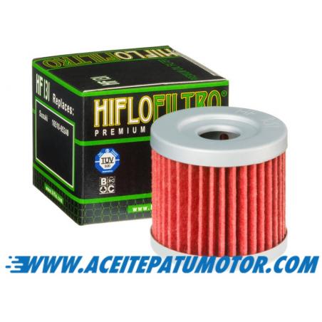 FILTRO DE ACEITE HIFLOFILTRO  HF131
