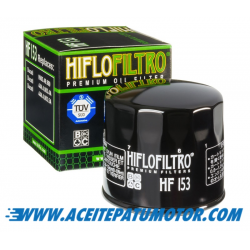 FILTRO DE ACEITE HIFLOFILTRO HF153
