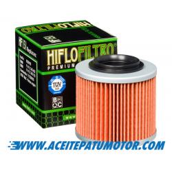 FILTRO DE ACEITE HIFLOFILTRO  HF151