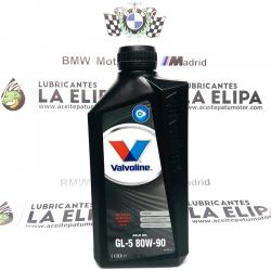 ACEITE VALVOLINE AXLE GL-5 80W90 1 LITRO