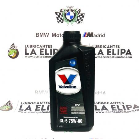 ACEITE VALVOLINE RPC GL-5 75W80 1 LITRO