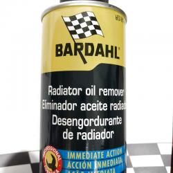 BARDHAL LIMPIADOR RADIADOR ELIMINADOR DE ACEITE
