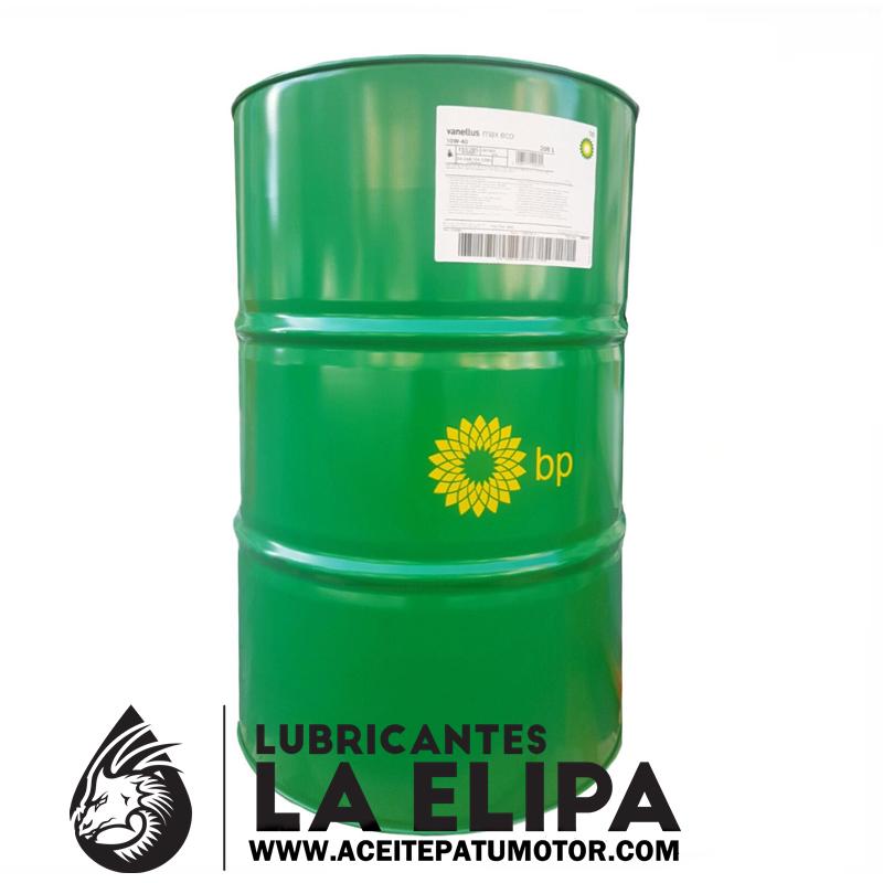 BIDÓN ACEITE BP VISCO 3000 10W40 208 LITROS