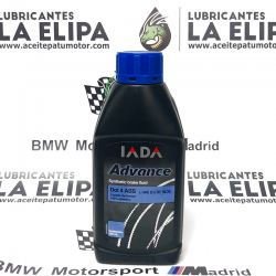 IADA ADVANCE LIQUÍDO DE FRENO DOT. 4 ABS 500ML.