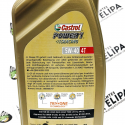 ACEITE CASTROL POWER 1 RACING 4T. 5W40 1 LITRO