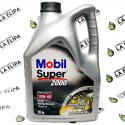 ACEITE MOBIL SUPER 2000 FP 10W40 5 LITROS
