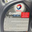ACEITE TOTAL QUARTZ INEO MC3 5W40 5 LITROS
