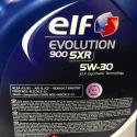 ACEITE ELF EVOLUTION 900 SXR 5W30 5 LITROS