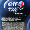 ACEITE ELF EVOLUTION 900 FT 5W40 1 LITRO