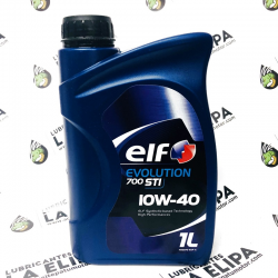 ACEITE ELF EVOLUTION 700 STI 10W40 1 LITRO