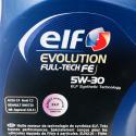 ACEITE ELF EVOLUTION FULL TECH FE 5W30 1 LITRO