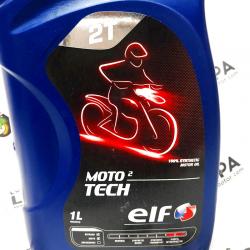 ACEITE ELF MOTO 2 TECH 2T. 1 LITRO