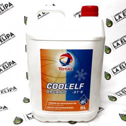 ELF ANTICONGELANTE COOLELF ORGANIC -37°C 5 LITROS