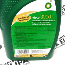 ACEITE BP VISCO 3000 A3/B4 10W40 1 LITRO
