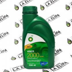 ACEITE BP VISCO 2000 A3/B3 15W40 1 LITRO