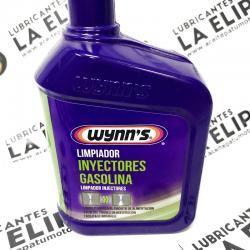 WYNNS LIMPIADOR DE INYECTORES PARA MOTORES DE GASOLINA 325 ML
