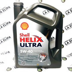 ACEITE SHELL HELIX ULTRA 5W40 5 LITROS