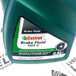 CASTROL BRAKE FLUID DOT 4 500ML.