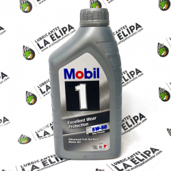 ACEITE MOBIL 1 RALLY FORMULA FS-X1 ( PEACK LIFE ) 5W50 1 LITRO