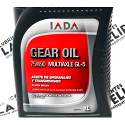 IADA MULTIAXLE 75W90 GL-5 1 LITRO
