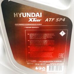 ACEITE HYUNDAI XTEER ATF SP4 4 LITROS