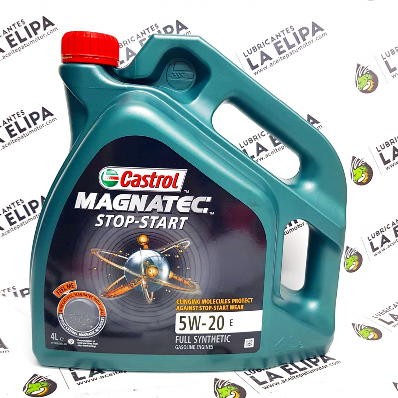 ACEITE CASTROL MAGNATEC E 5W20 4 LITROS
