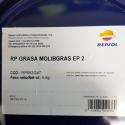 REPSOL GRASA MOLIBGRAS EP/2 5 KILOS