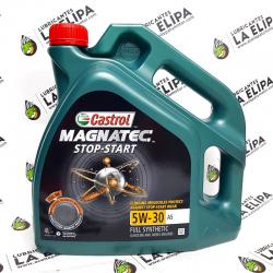 ACEITE CASTROL MAGNATEC 5W30 A5 4 LITROS
