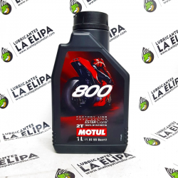 ACEITE MOTUL 800 2T ROAD RACING 1LITRO