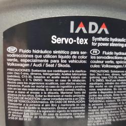 SERVO TEX IADA 500ML
