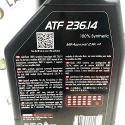 MOTUL ATF 236.14  TRASMISIÓN AUTOMÁTICA 1 LITRO