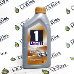 ACEITE MOBIL 1 KEEPS ENGINES (NEW LIFE) 0W40 1 LITRO