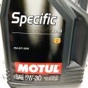 ACEITE MOTUL SPECIFIC 2290 SAE 5W30 5 LITROS