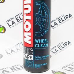 MOTUL MOTO LIMPIADOR DE ANTAS MC CARE ™ E3 WHEEL CLEAN