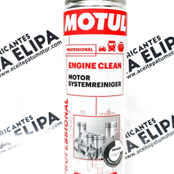 MOTUL ENGINE CLEAN AUTO 300ML.