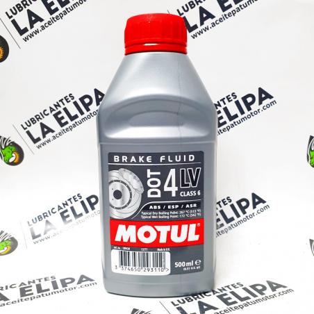 MOTUL BRAKE FLUID DOT4 500ML.