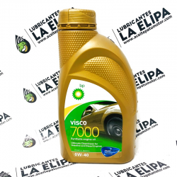 ACEITE BP VISCO 7000 0W40 1 LITRO