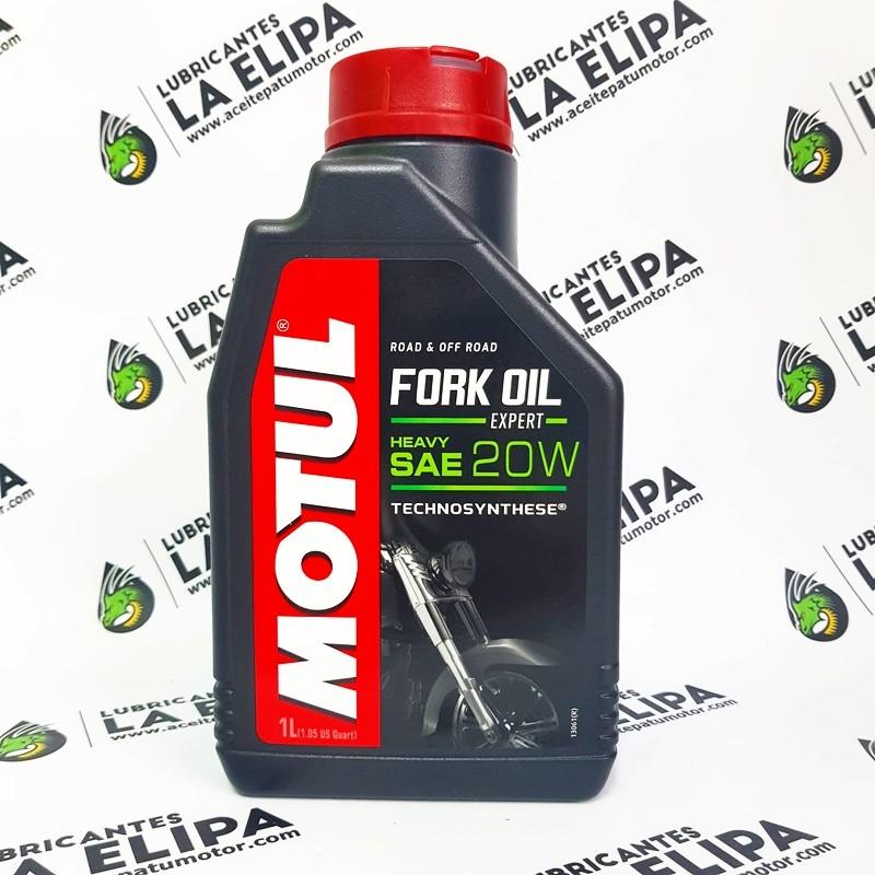 ACEITE DE MOTO MOTUL  FORK OIL SAE 20W 1 LITRO