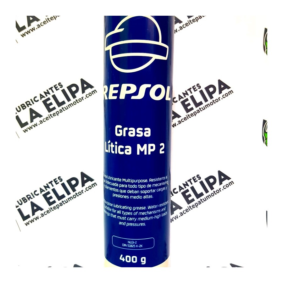REPSOL GRASA LITICA MP 2 400G.