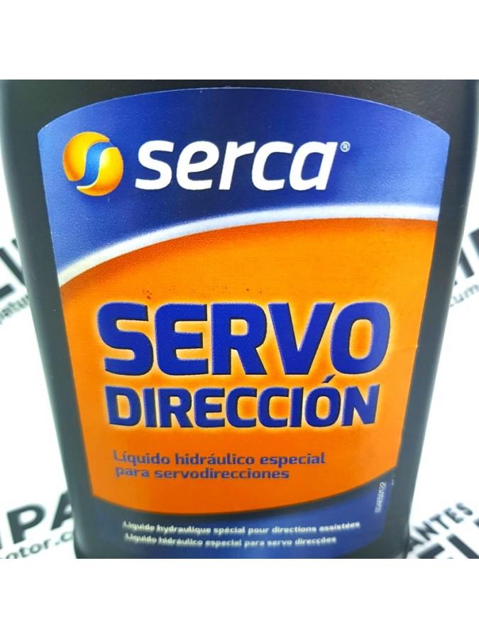SERVO DIRECCIÓN SERCA 500ML.
