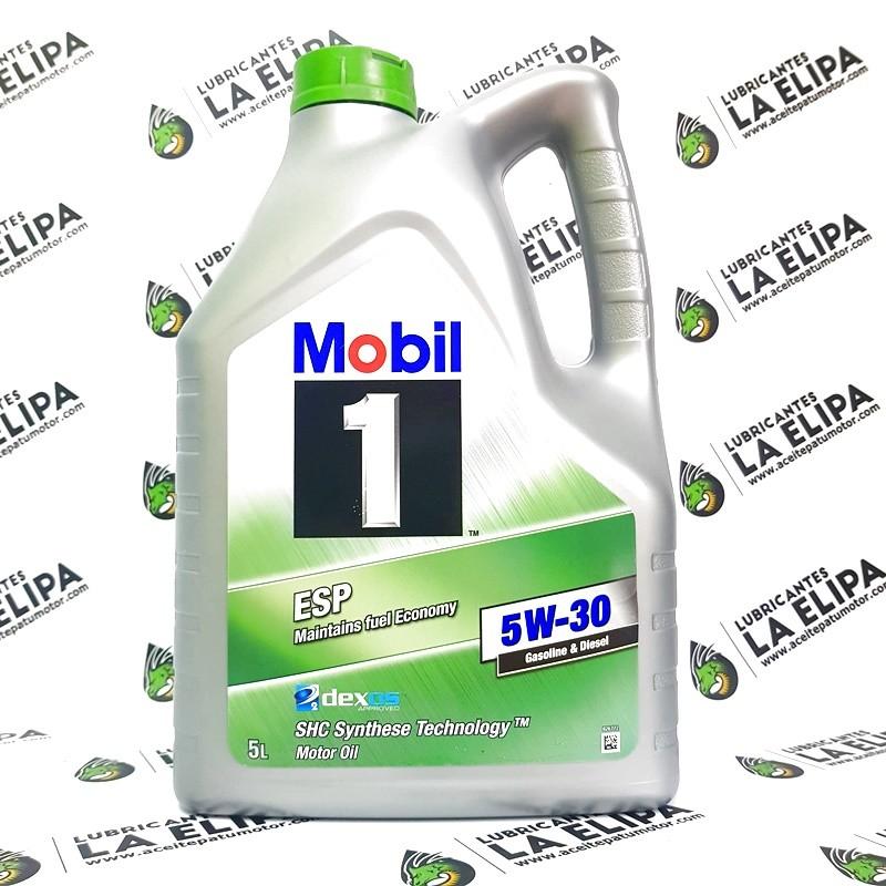 ACEITE MOBIL 1 ESP 5W30 5 LITROS