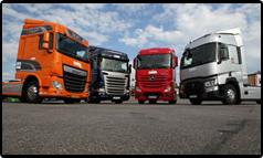 Aceite de Camiones