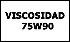 Viscosidad 75W90