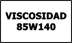 Viscosidad 85W140
