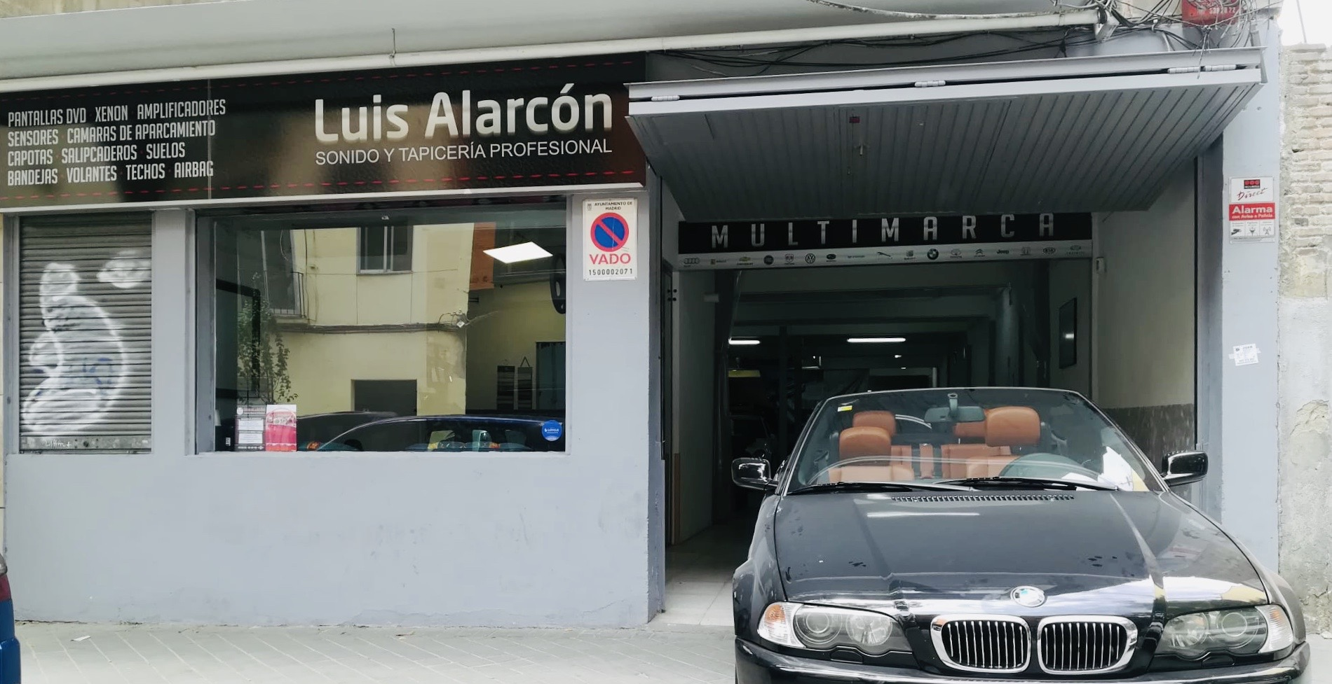 TAPICERÍA LUIS ALARCON